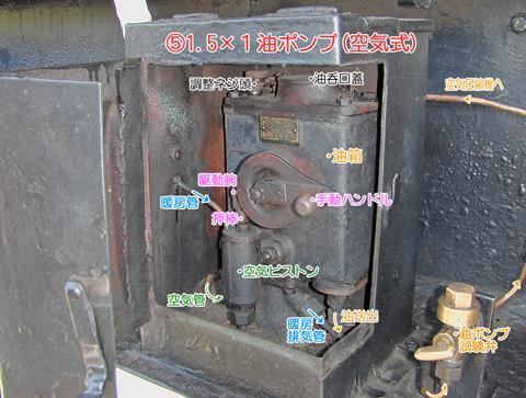 空気圧縮機用給油装置