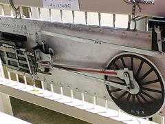 ワルシャート式弁模型