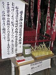 初詣で:菅生神社・稲荷大明神その2(2015年1月1日)