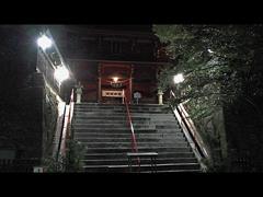 初詣で:六所神社(2015年1月1日)
