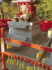 菅生神社:稲荷大明神その2