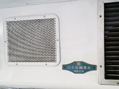 車内製造銘板