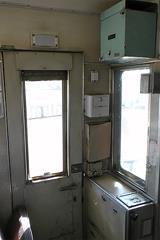 車掌室その3(豊橋側)