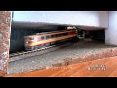 列車救出用のトンネルなのですが