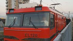 EL120@矢作橋